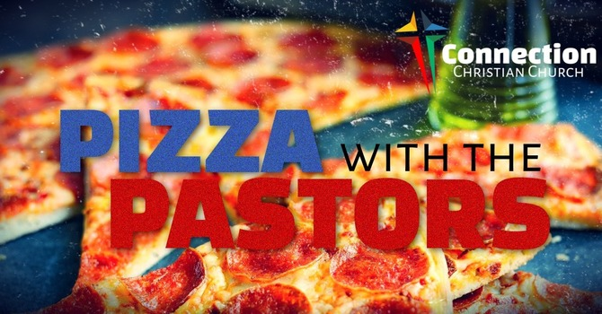 Pizza with the Pastors