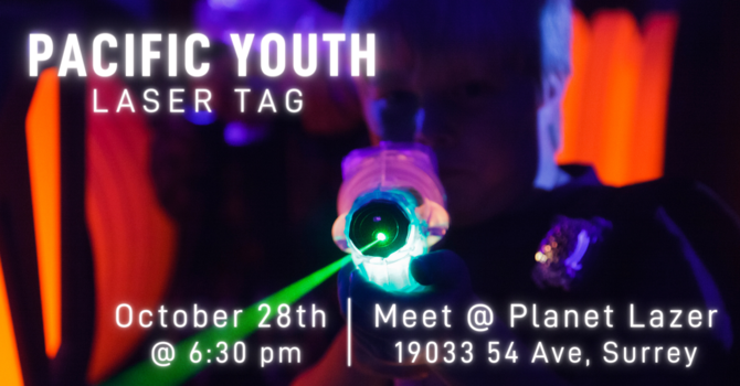 Pacific Youth Laser Tag