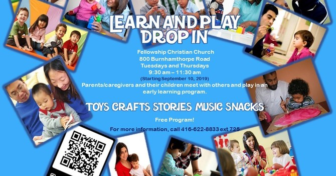 Learn and Play Drop In