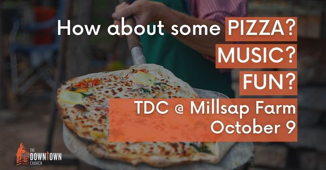 Pizza Night at Millsap Farm