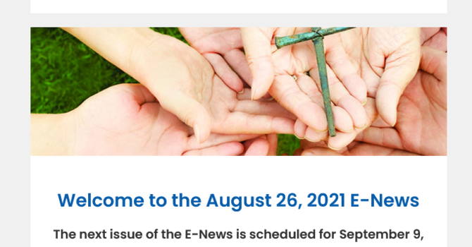 Link to the August 26 E-News image