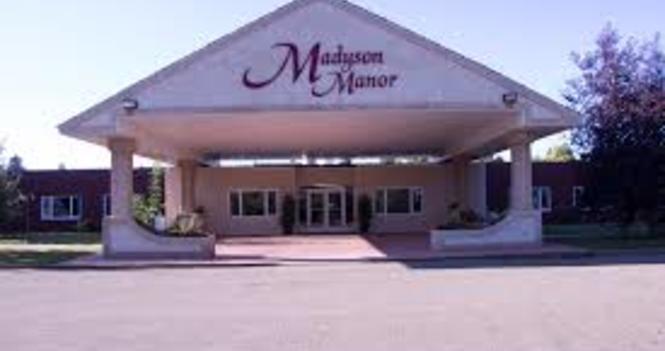Mass or Para Liturgy at Madyson Manor