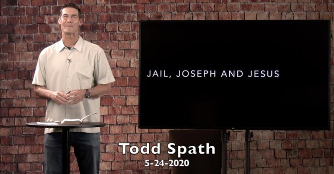 Jail, Joseph, And Jesus  - Audio