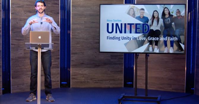 United By Faith - Audio