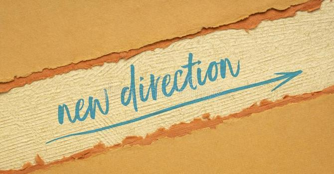 New Direction image