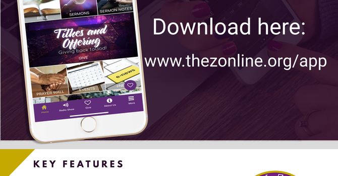 """Download the """"Z"""" Mobile App image"""
