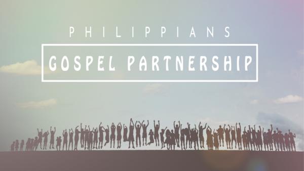 Gospel Partnership (Philippians)