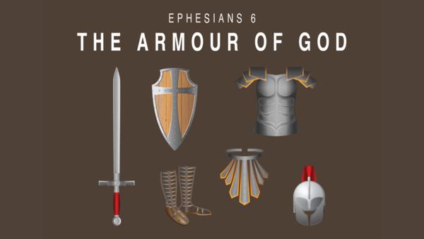 The Armour of God (Ephesians)