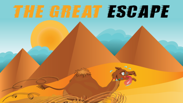 The Great Escape Holiday Bible Club 2020