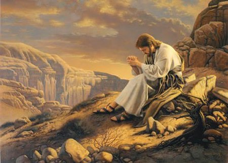 Praying with Jesus through the Landscapes of Life