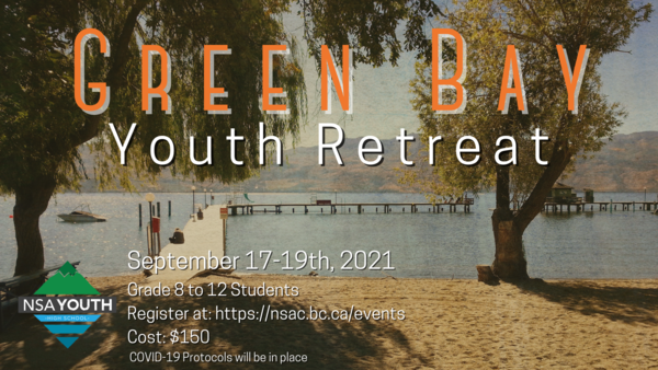 Green Bay Youth Retreat