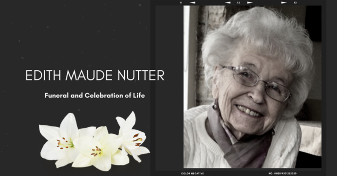 Edith Nutter