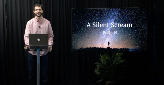 A Silent Scream - Audio
