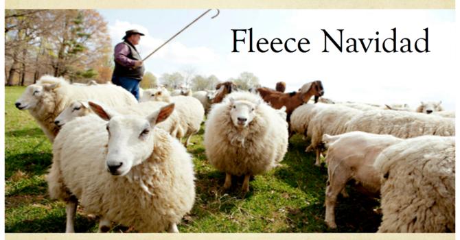 """Fleece"" Navidad - PDF"