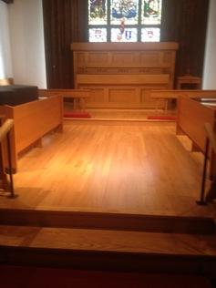 St helens new oak floor