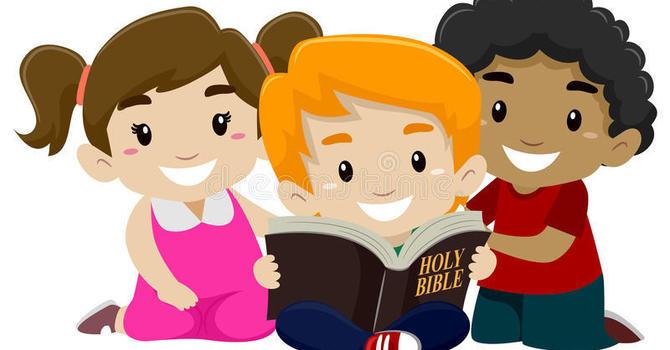 Sunday School for 2021-2022 image