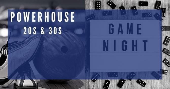 Powerhouse (20's & 30's): Dinner and Ice Cream
