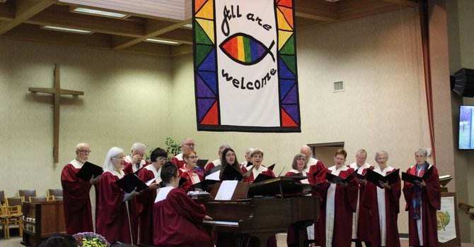 Wesley's Choir Invited to Perform Carnegie Hall