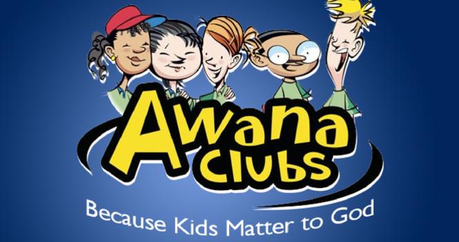 AWANA Kids Club!