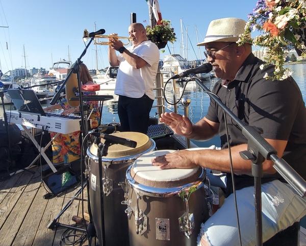 Miguelito Valdes Latin Jazz Quartet