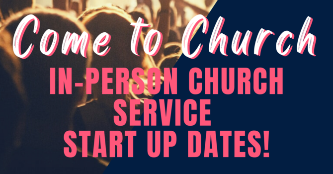 COME TO CHURCH! image