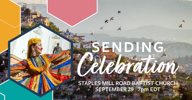IMB Sending Celebration