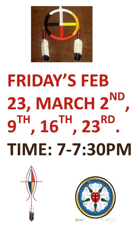 Anglican Urban Aboriginal Ministries - Fridays in Lent