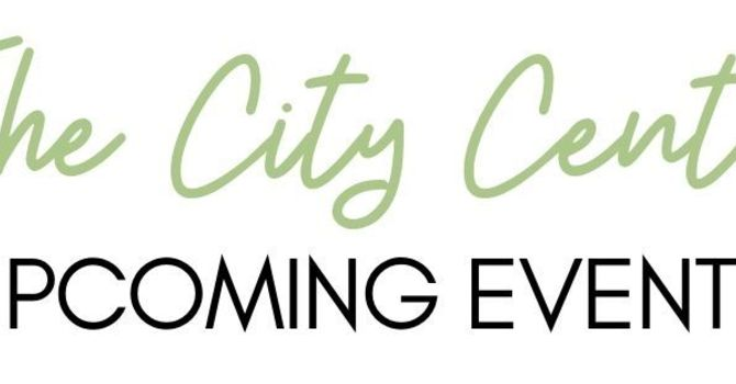 City Center Upcoming Events image