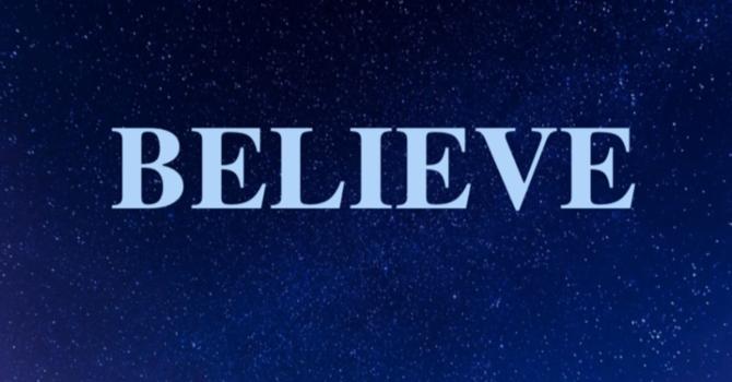 Believe - Audio