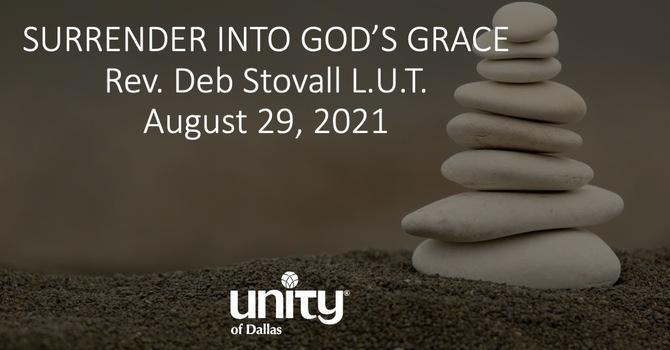 Surrender Into God's Grace