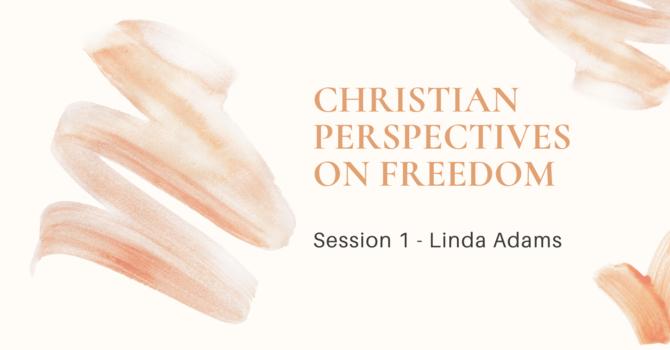 Session 1: Linda Adams