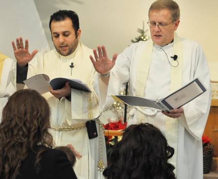 RECEPTION & RECOGNITION OF PRIESTHOOD