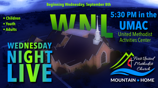 Wednesday Night Live is back!