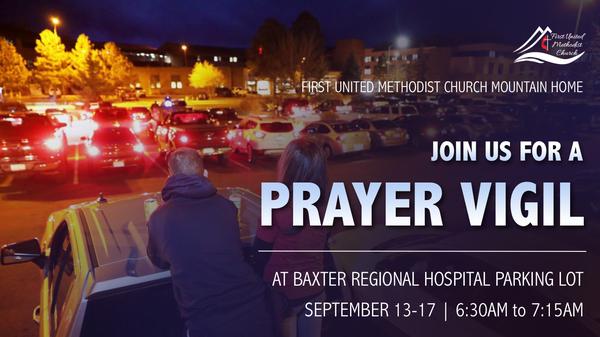 Community Prayer Vigil