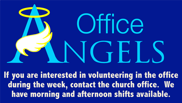 Office Angels Needed!