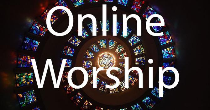 Online Worship image