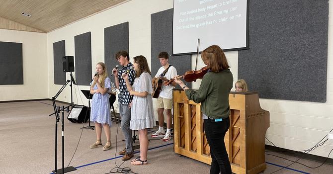 Youth Sunday  image