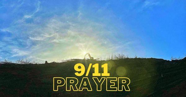 9/11 Prayer Event