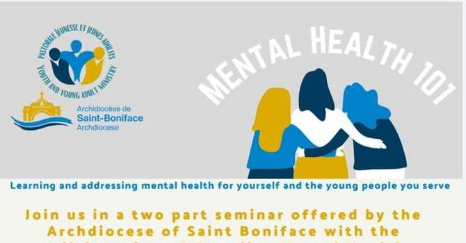 Mental Health 101 - Youth and Young Adult Workshop  image
