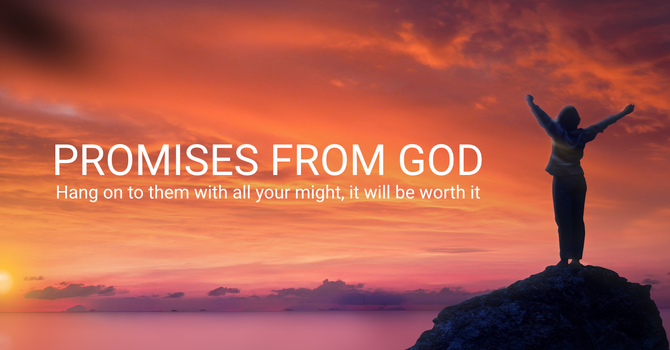 Promises From God image