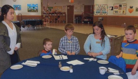 Bishop Melissa's Parish Visit Dec 20 2015