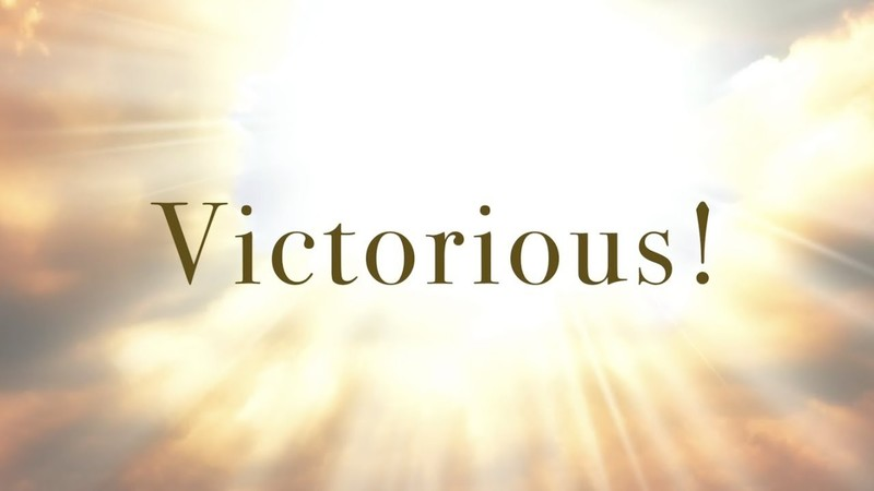 Your Victory is in Progress