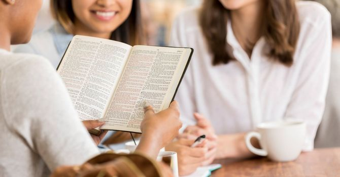 LRC Women's In-Person Bible Study