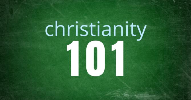 Christianity 101 image