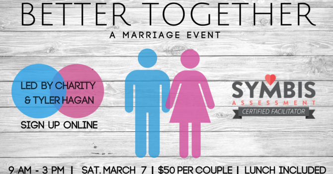 Better Together - A Marriage Event