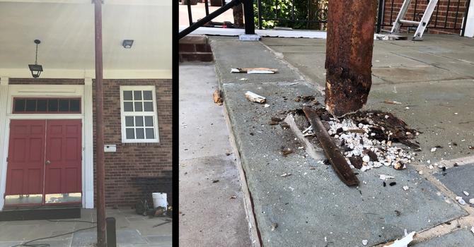 Porch Repairs image