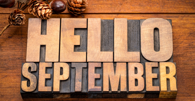 September Dates to Remember image