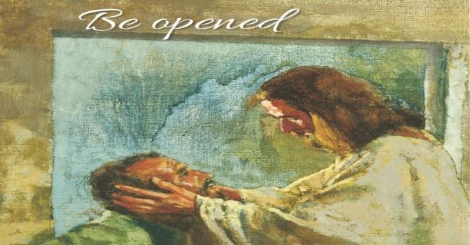 Worship Service Bulletin - 15th Sunday After Pentecost image
