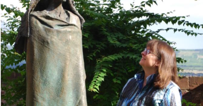 All verdant greening - Bishop Lynne McNaughton