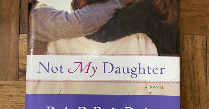 Book Club: Not My Daughter by Barbara Delinsky